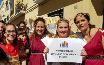 ¡Hemos ganado el Primer Premio en la Cabalgata Infantil de Carnaval!