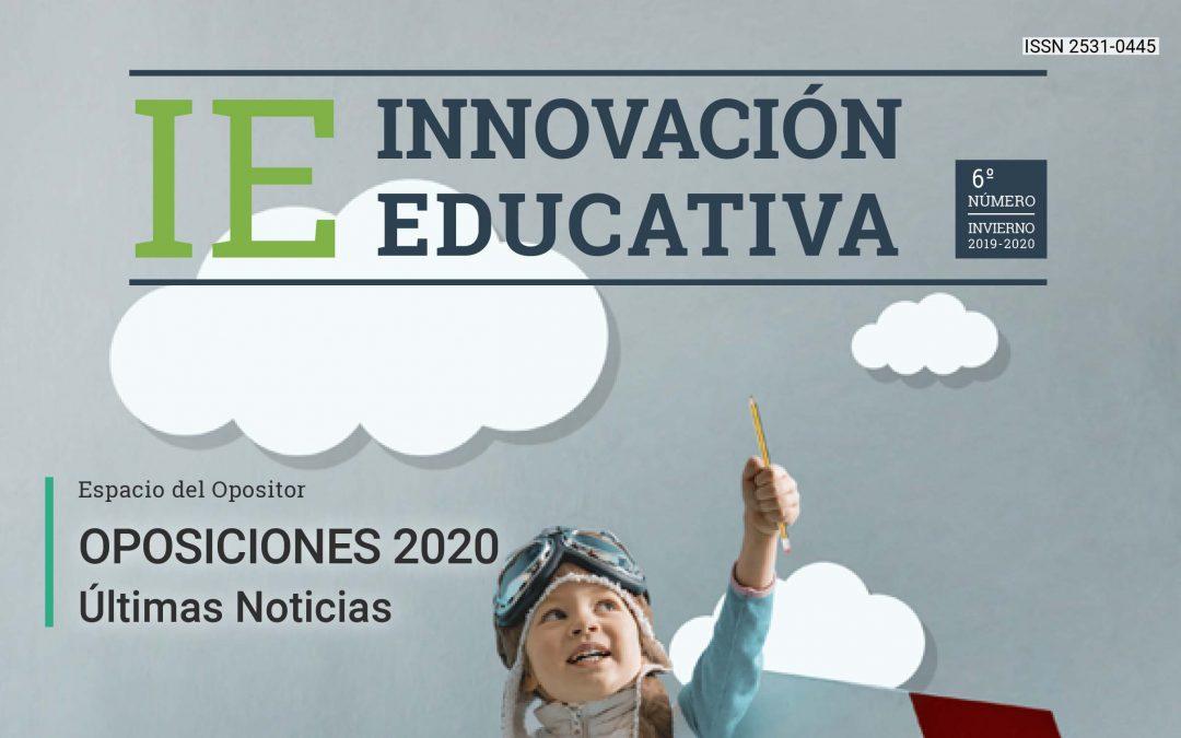 Entrevista en la revista Innovación Educativa