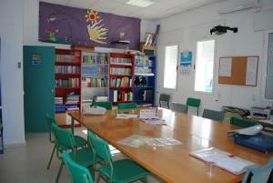 Sala del profesorado