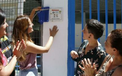 El centro de Educación Infantil Las Dunas se convierte en la primera Escuela Visual de España
