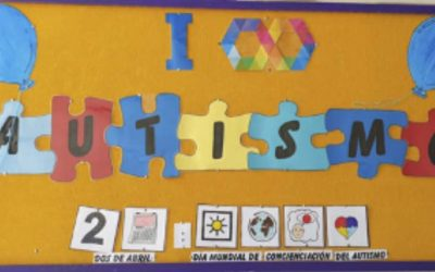 Celebración del día mundial de concienciación sobre el autismo 2020