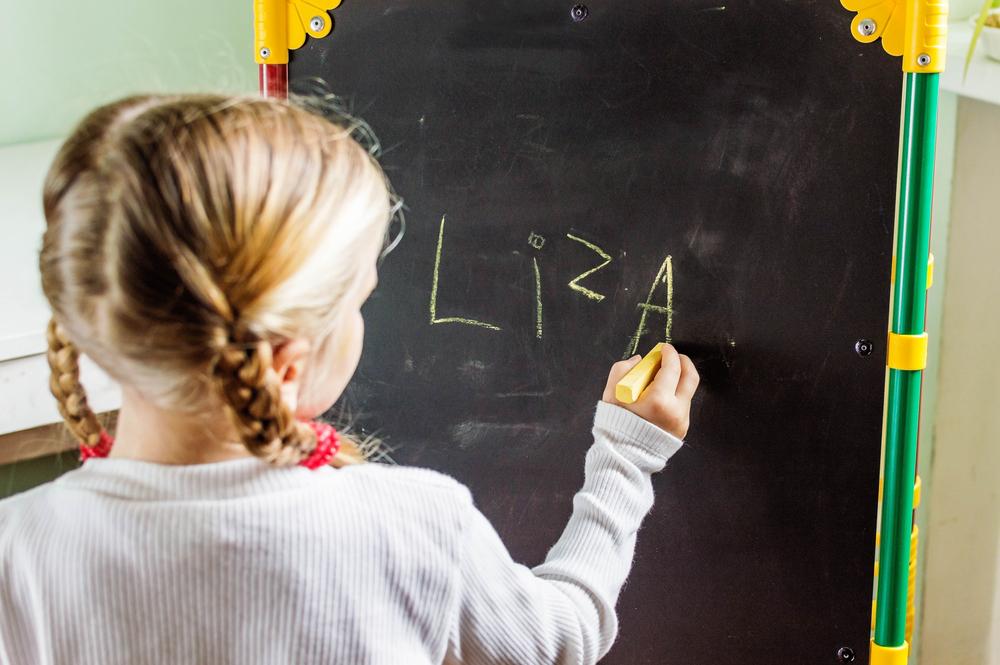 3 actividades para aprender a escribir el nombre propio - Mamá y ...
