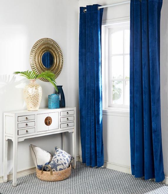 Aprende a elegir bien tus cortinas