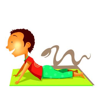 Descripción: Baby yoga: ¡conoce esta divertida disciplina! - Mi bebé y yo
