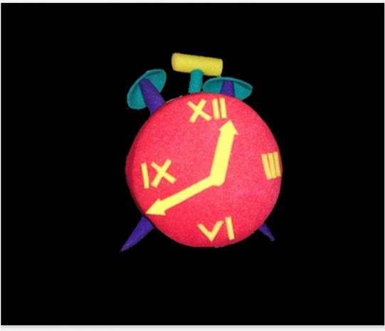 Reloj Subitización
